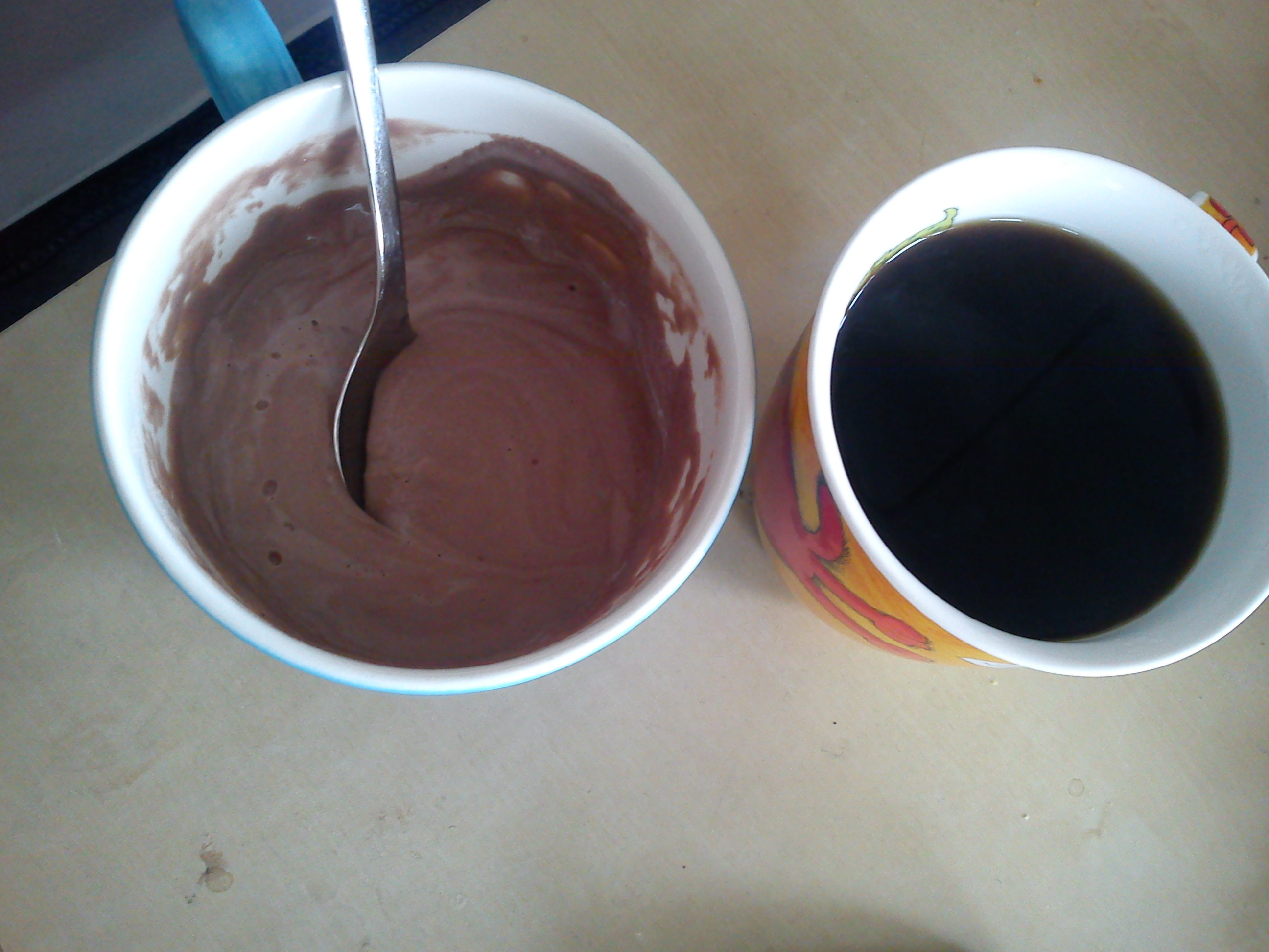 proteinshake till frukost